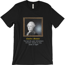 Charles Messier 110 Reasons T-Shirt