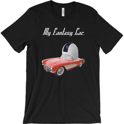 My Fantasy Car T-shirt
