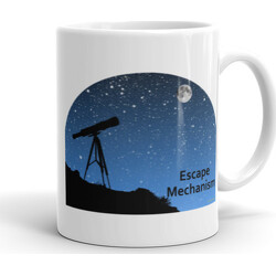 Escape Mechanism  Mug