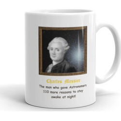 11oz Charles Messier 110 Reasons  Mug