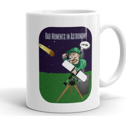 Bad Moments in Astronomy Mug