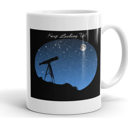 Keep Looking Up! Mug
