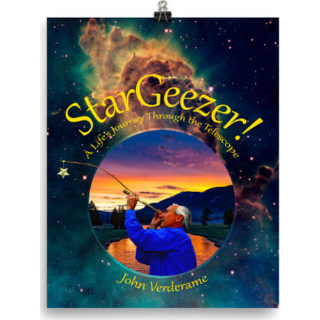 StarGeezer! Cover poster
