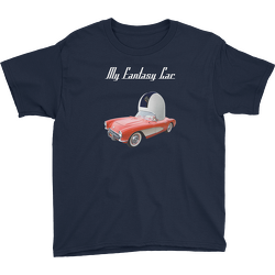 My Fantasy Car Youth T-shirt