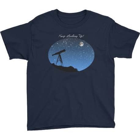 Keep Looking Up! Youth T-shirt