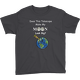 Does This Telescope Make My Moon Look Big? Youth T-shirt