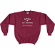 Maroon Coffee and Astronomy Sweatshirt