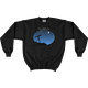 Black Keep Looking Up! Sweatshirt