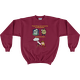 Maroon Three Things Certain for the Astronomer (Death, Taxes, Clouds) Sweatshirt