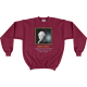 Maroon Charles Messier 110 Reasons Sweatshirt