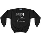 Black Stars Triumph Turn Off the Lights Sweatshirt