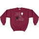Maroon Stars Triumph Turn Off the Lights Sweatshirt