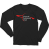 Black Prescott Astronomy Club Long Sleeve T-shirt