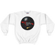 White PAC Logo with Galaxy and Meteor Sweatshirt