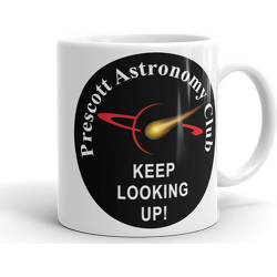 PAC Keep Looking Up Mug