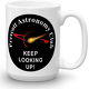 15oz PAC Keep Looking Up Mug