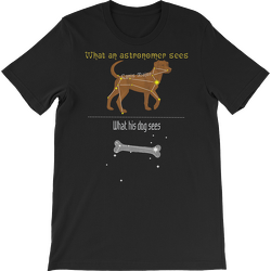 Canis Major T-shirt