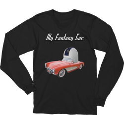 My Fantasy Car Long Sleeve T-shirt