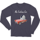 Asphalt My Fantasy Car Long Sleeve T-shirt