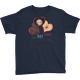 Navy Amore! Youth T-shirt