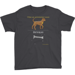 Canis Major Youth T-shirt