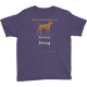 Purple Canis Major Youth T-shirt