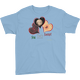 Light Blue Amore! Youth T-shirt