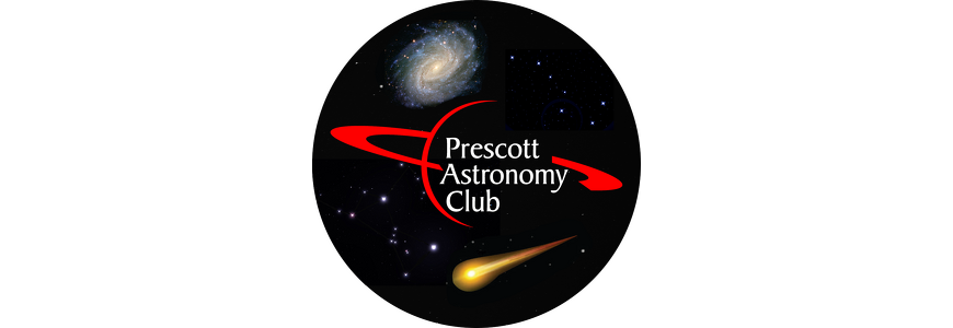 PAC Logo with Galaxy and Meteor