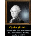 Charles Messier 110 Reasons