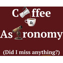 Coffee and Astronomy